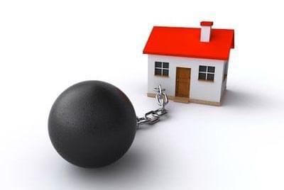 Обременение по военной ипотеке