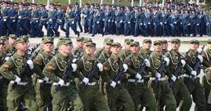 Оснащенность армейских подразделений
